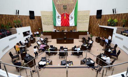 Avalan ampliación presupuestal en Yucatán, rechazan deuda