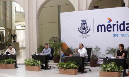 Primer paquete de estímulos sociales y fiscales para Mérida