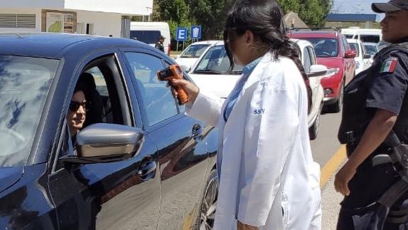 Covid-19 en Yucatán: dos graves y cinco recuperados, de 23 positivos