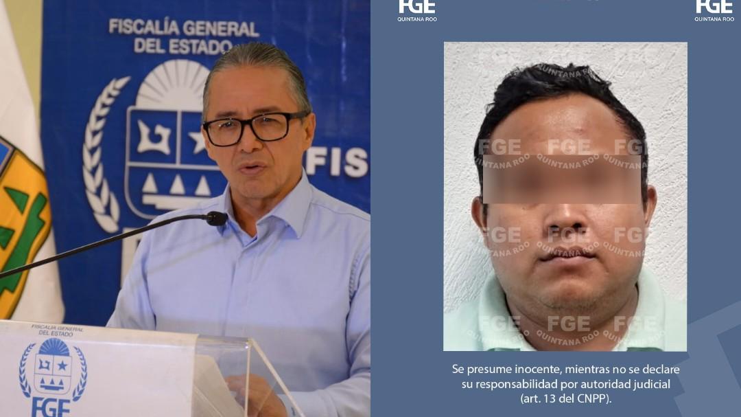 Presunto líder criminal que operaba en Playa del Carmen se escondía en Mérida
