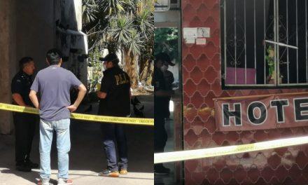 Encuentran muerta a mujer de la tercera edad en hotel de Mérida (Vídeo)