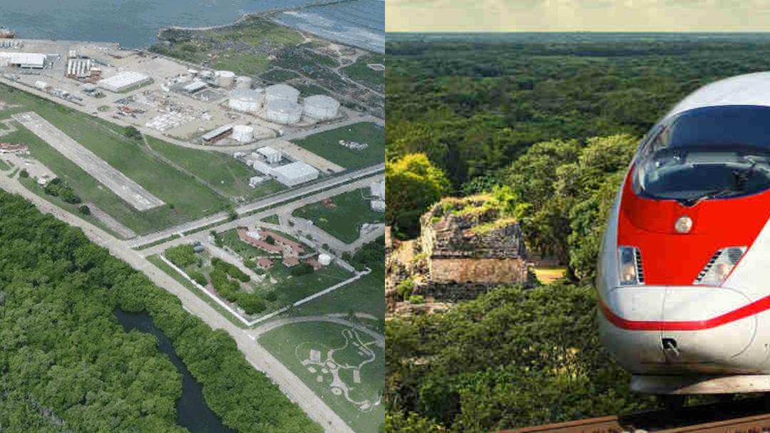 ¿Dos Bocas y Tren Maya, en riesgo por Covid-19?