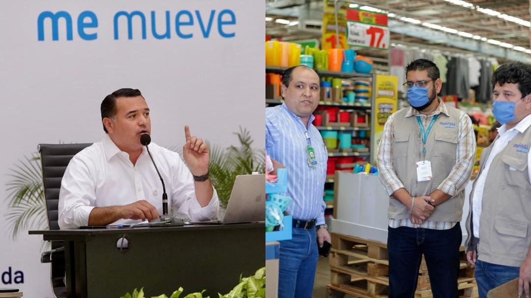 Condonará Mérida pagos en mercados municipales y parques públicos