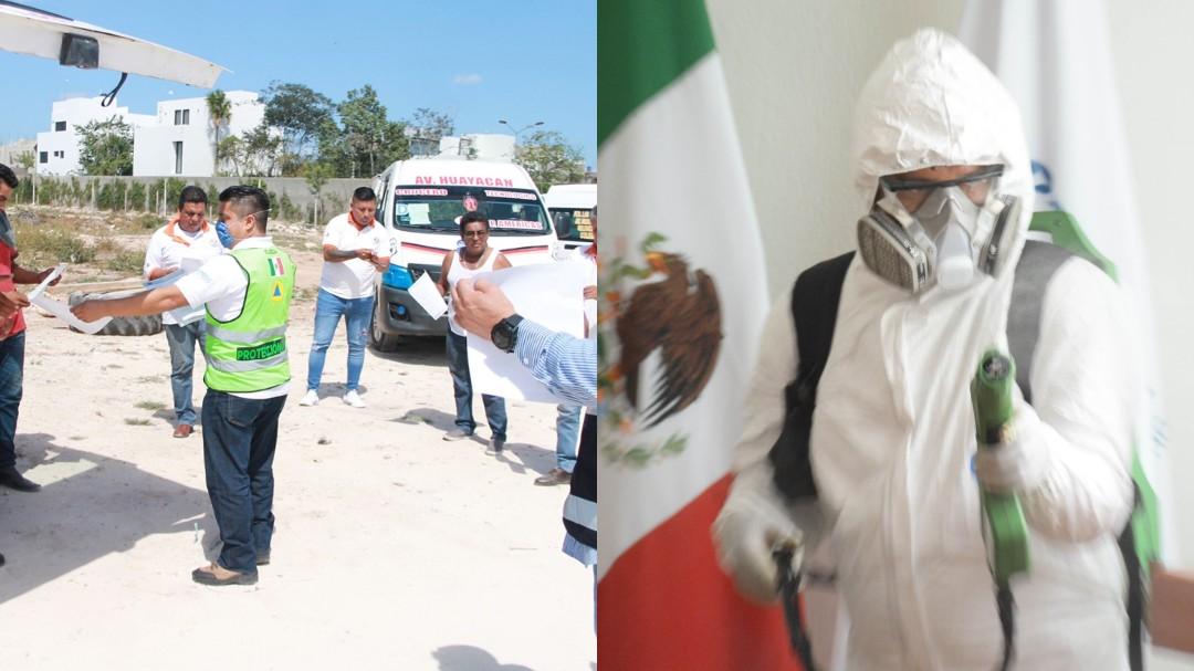 Aprieta Quintana Roo controles a visitantes y habitantes