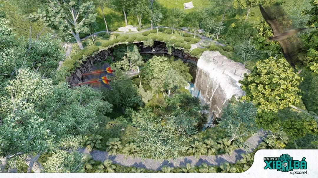 Complejo de cenotes Xibalbá se estrenará en Tianguis Turístico