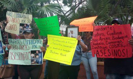 Familiares del progreseño Gaspar Avelino Sulub Cimé exigen justicia (Video)