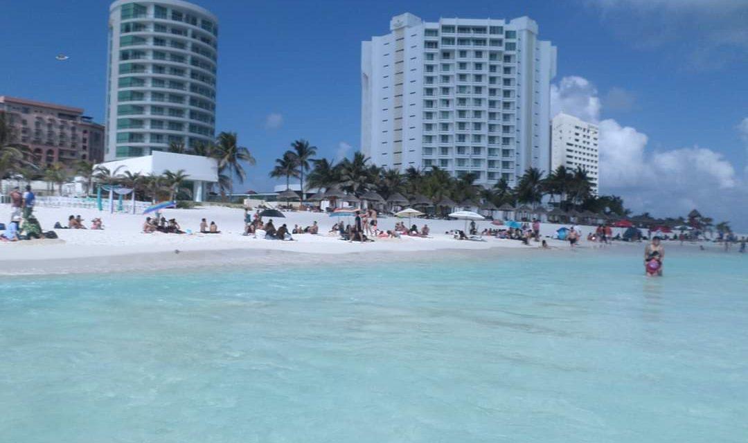 Permanecen en Caribe Mexicano 170 mil turistas; preparan salidas