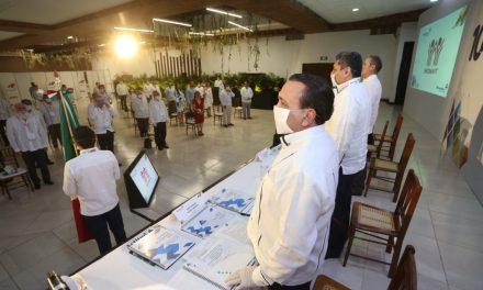 José Manuel López Campos, nuevo período en Concanaco-Servytur