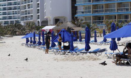 'Atorados' en Caribe Mexicano cerca de 30 mil visitantes