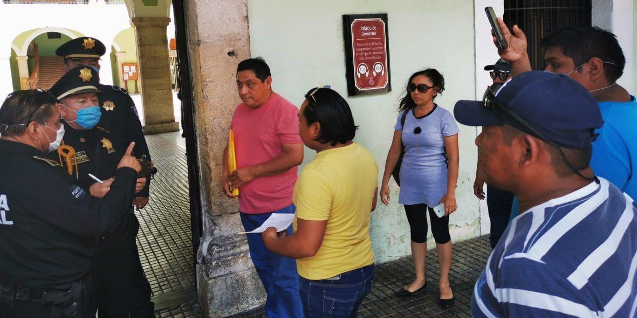 Penurias de trabajadores independientes por cierre de Chichén Itzá