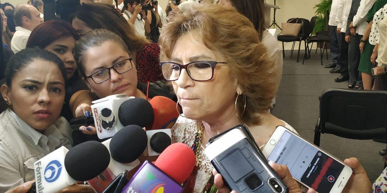 Contagiada de Covid-19 la secretaria de Gobierno de Yucatán