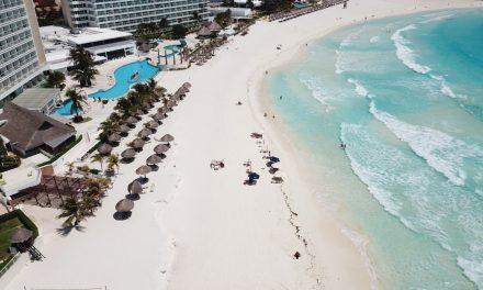 Se vacían Cancún y destinos turísticos aledaños