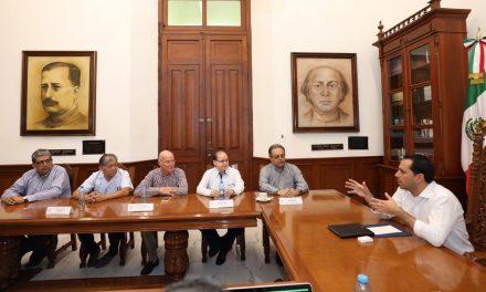 Instalado en Yucatán Comité de Asesoramiento ante contingencia sanitaria