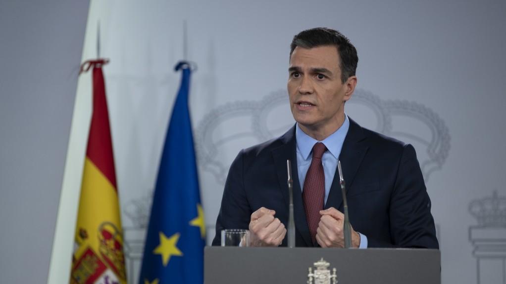España decreta estado de alarma a partir de mañana por coronavirus