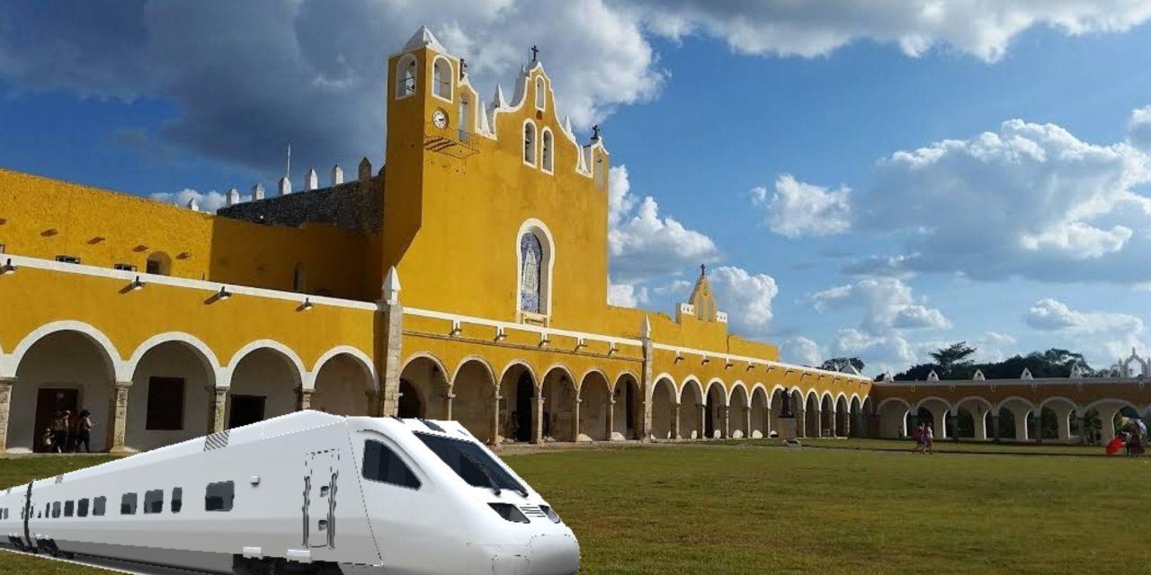Tramo de Tren Maya en Yucatán, con empresas locales