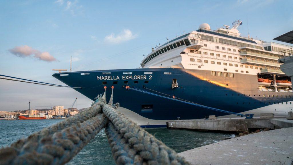 Británico enfermo en crucero Marella Explorer II, bajado en Progreso