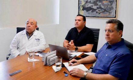 Mérida y otros 12 municipios del país en frente contra Covid-19