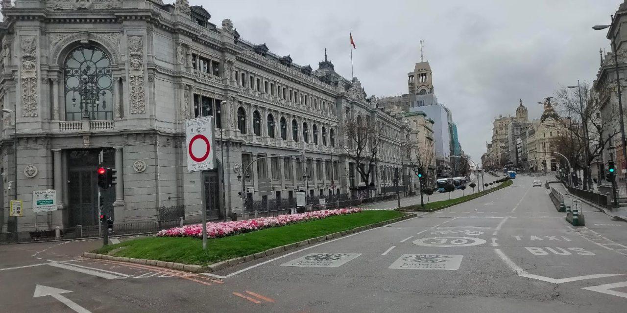 Anuncia Gobierno de España prórroga de Estado de Alarma hasta el 11 de abril