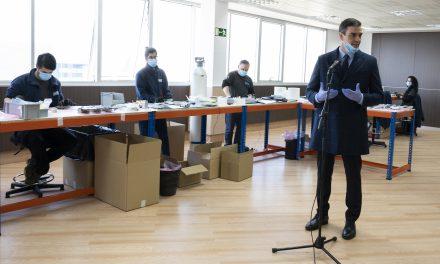 España roza los 11 mil muertos por coronavirus en medio de desempleo