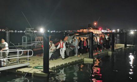 Desembarcan británicos en Progreso y toman vuelo en Mérida