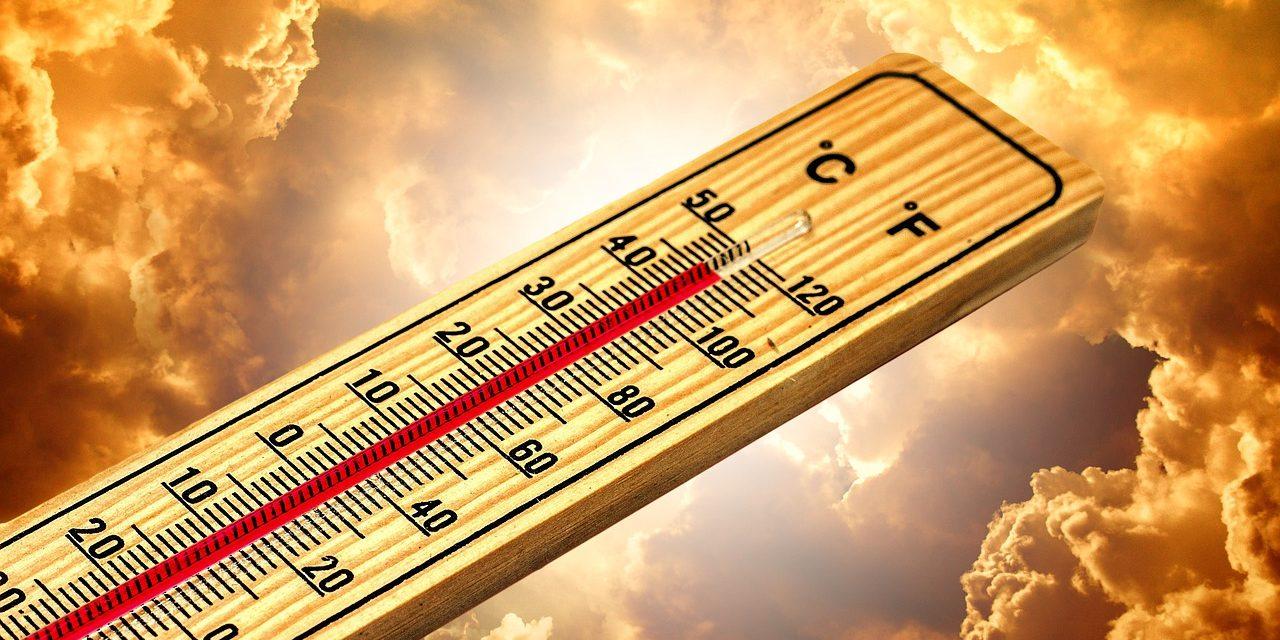 Calor con sensación térmica de 53 grados en Mérida, Yucatán