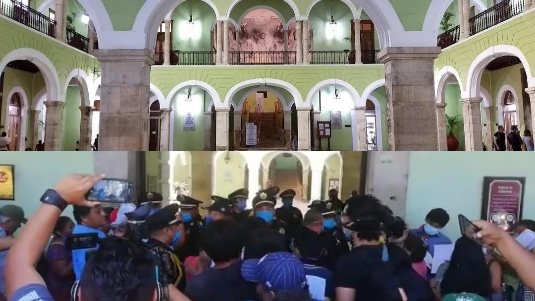 Apoyos por Covid-19 en Yucatán, no alcanzan para todos
