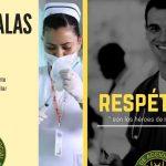 Enaltecen labor de mujeres y hombres del sector salud