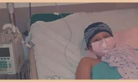 Niña de familia humilde requiere catéter para próxima quimioterapia