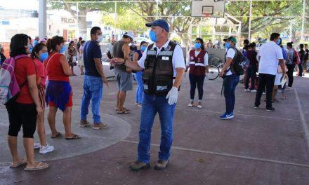 Covid-19 en Quintana Roo: sólo Cancún tuvo movimiento con 6 positivos