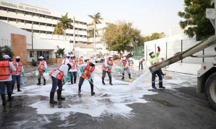 Sube a 10 muertos por Covid-19 en Yucatán; 133 positivos