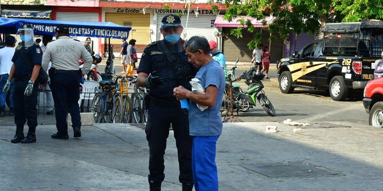Covid-19 en Yucatán: 4 nuevos positivos, sin decesos, en 24 horas