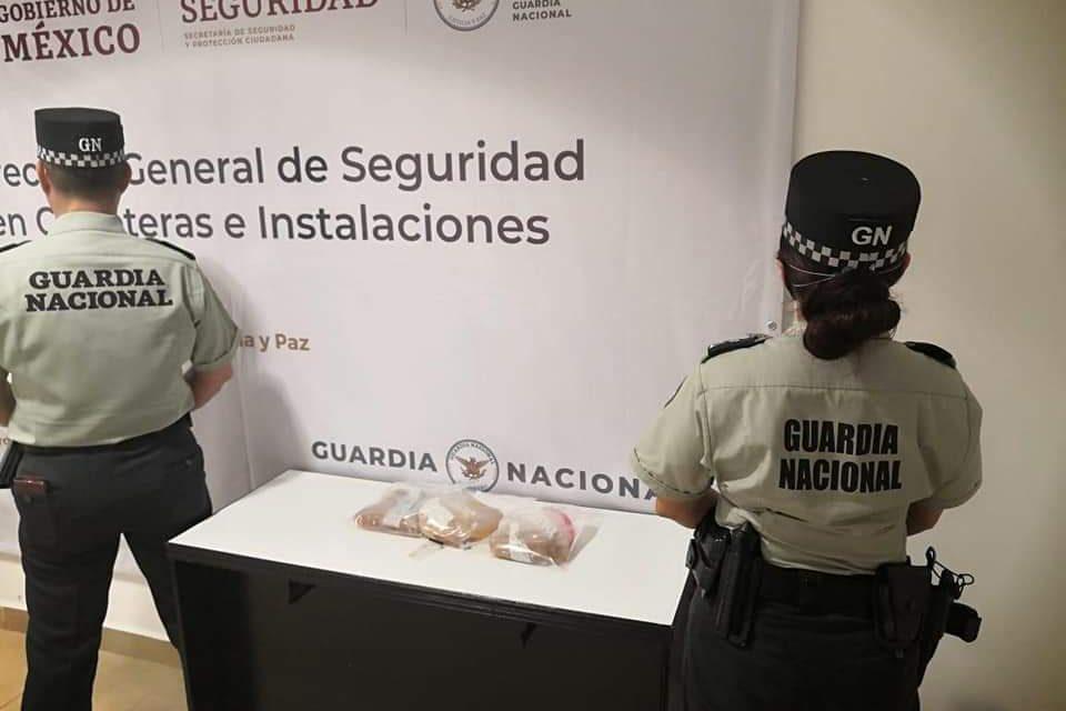 """Interceptan en Mérida """"crack"""" con destino a Chetumal"""