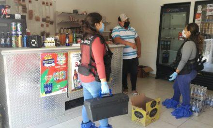 Roban agencia en Yaxkukul: se llevan cervezas y licores