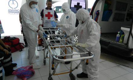 Covid-19 en Yucatán: dos muertos y 33 positivos en 24 horas