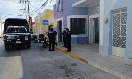 Encuentran muerta a mujer en hotel del centro de Mérida