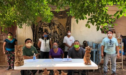 Artesanos-comerciantes de Chichén Itzá: rezagados de apoyos oficiales