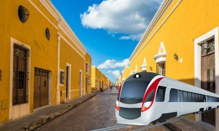 A finales mayo, obras de Tren Maya tramo Izamal-Cancún