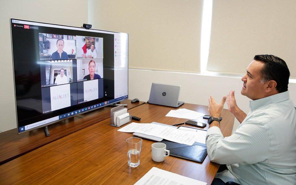 Utiliza Mérida tecnología digital frente a emergencia sanitaria