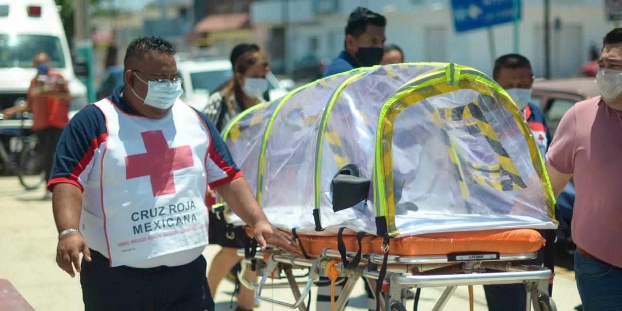 Manos ciudadanas en Chetumal contra Covid-19