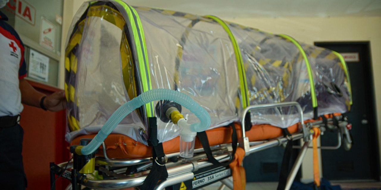 Covid-19 en Quintana Roo: 9 muertos y 39 contagiados este sábado