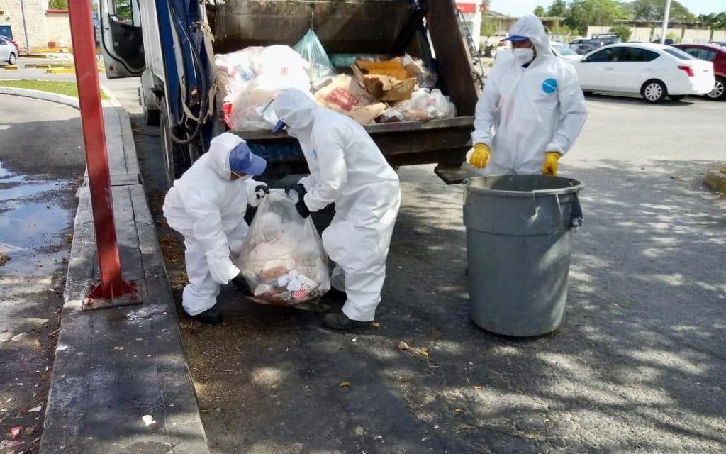 SANA, Pamplona y Corbase no recogerán basura viernes; Servilimpia, sí