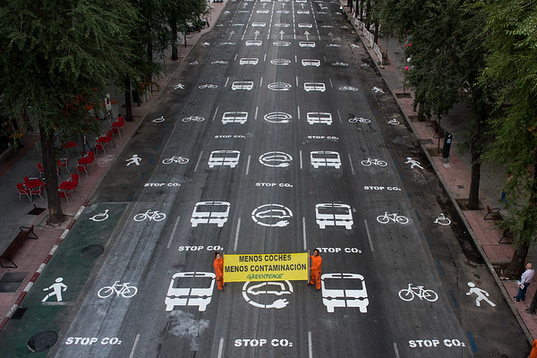 Urbanismo táctico: abogan pornecesidades de personas, no de vehículos