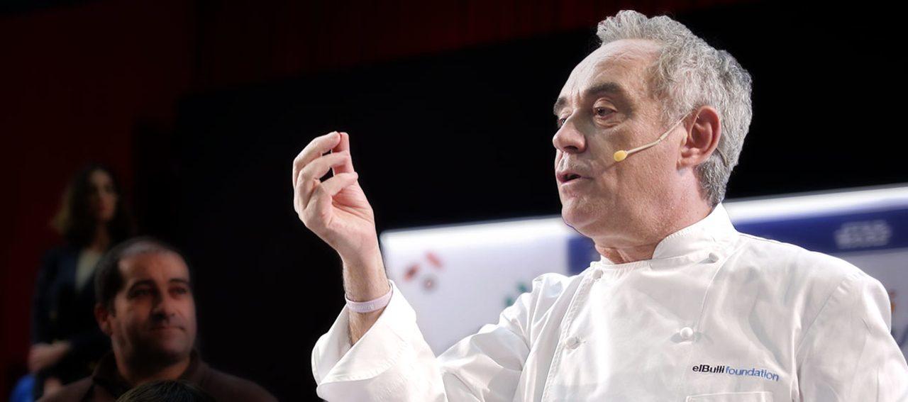 """Lanza chef español Ferran Adrià app para compartir gratis menús de staff de """"El Bulli"""""""