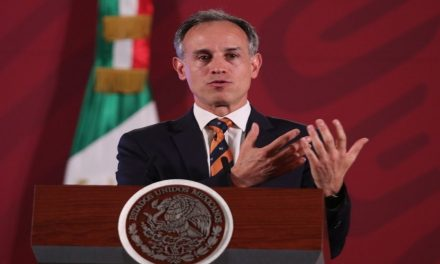 Estiman más de 26 mil personas infectadas de COVID-19 en México