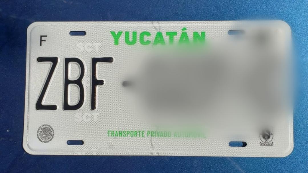Nueva prórroga a reemplacamiento en Yucatán