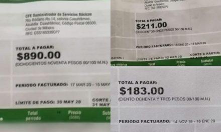 Lidera Mérida 'rebelión' contra CFE por tarifas excesivas