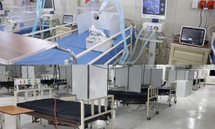 Se alejó el riesgo de una saturación de hospitales, dice López Obrador