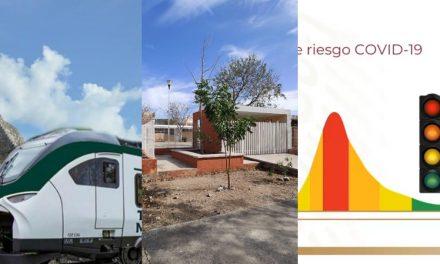 Banderazo a Tren Maya: lunes en Cancún, martes en Mérida