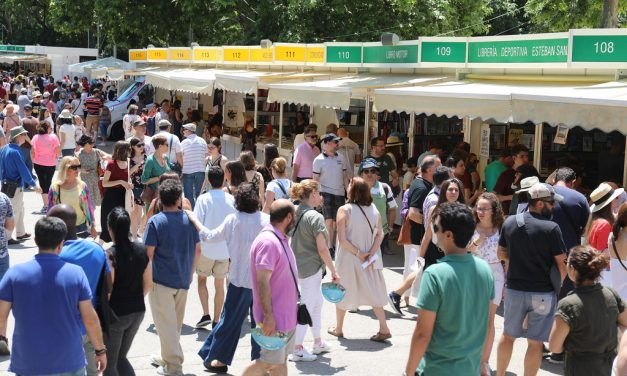 Declaran Feria del Libro de Madrid de Especial Significación e Interés General