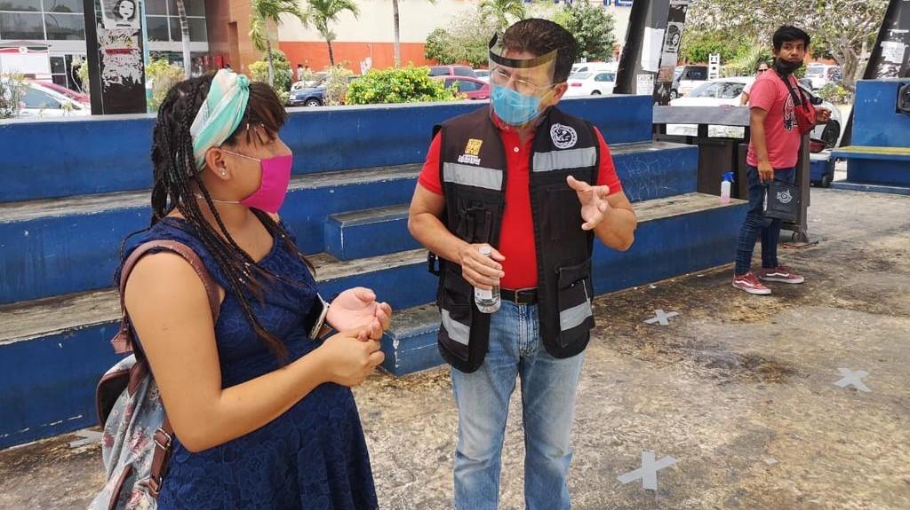 Cancún sigue concentrando contagios de Covid-19 en Quintana Roo